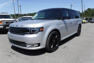 Used 2019 Ford Flex Limited AWD with 3rd Row Seating for sale in Burnaby, BC