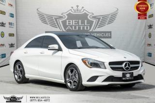 Used 2014 Mercedes-Benz CLA-Class CLA 250, BACK-UP CAM, SUNROOF, BLUETOOTH, MEMO SEATS for sale in Toronto, ON