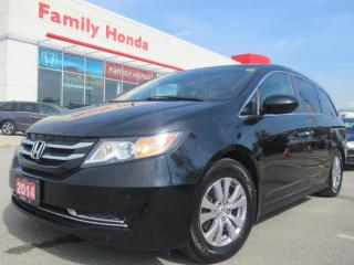 Used 2014 Honda Odyssey EX-L | REAR ENTERTAINMENT for sale in Brampton, ON