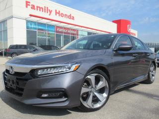 Used 2018 Honda Accord Touring | BIG SAVINGS | CRAZY INCENTIVES! for sale in Brampton, ON