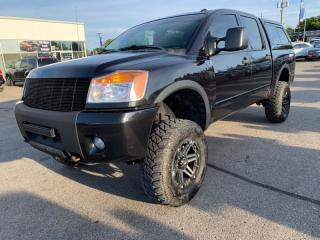 Used 2013 Nissan Titan Pro-4X for sale in Woodstock, ON