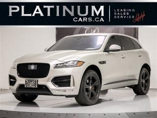Used 2017 Jaguar F-PACE 35t R-Sport,AWD,NAV,CAM,PANO,HEADS UP,BLIND Spot F-PACE for sale in Toronto, ON
