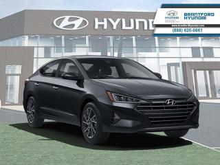 Used 2020 Hyundai Elantra Essential IVT  - Fuel Efficient - $113 B/W for sale in Brantford, ON
