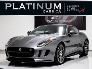 Used 2016 Jaguar F-TYPE R,NAVIGATION,CAMERA,MERIDIAN,BLIND SPOT F-TYPE for sale in Toronto, ON