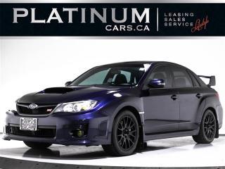 Used 2011 Subaru Impreza WRX STI Limited, AWD, MANUAL, CAMERA, CLEAN CARFAX for sale in Toronto, ON