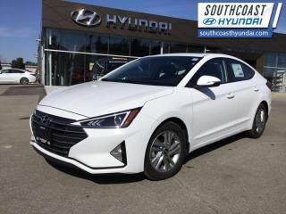 New 2020 Hyundai Elantra Preferred w/Sun & Safety Package IVT  - $131 B/W for sale in Simcoe, ON