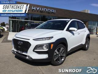 Used 2020 Hyundai KONA 1.6T Ultimate AWD  - Leather Seats - $196 B/W for sale in Simcoe, ON