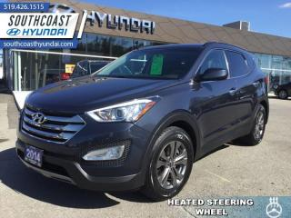 Used 2014 Hyundai Santa Fe Sport 2.4L AWD Premium  - $112 B/W for sale in Simcoe, ON