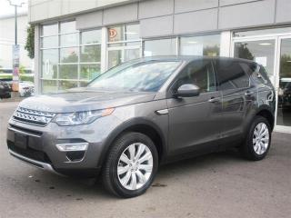 Used 2016 Land Rover Discovery Sport HSE HSE LUXURY 7 Seater/NAV/Leather/Panoramic Sunroof for sale in Mississauga, ON