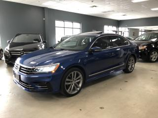 Used 2016 Volkswagen Passat 1.8T SE*R-LINE PACKAGE*BACK-UP CAMERA*LOW KM*CERTI for sale in North York, ON