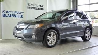 Used 2014 Acura RDX TECHNOLOGIE ** GPS ** for sale in Blainville, QC