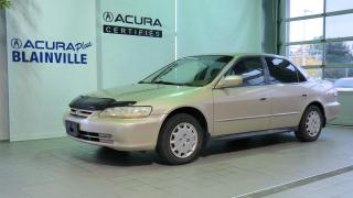 Used 2002 Honda Accord Berline LX, 4 portes, boîte automatique for sale in Blainville, QC