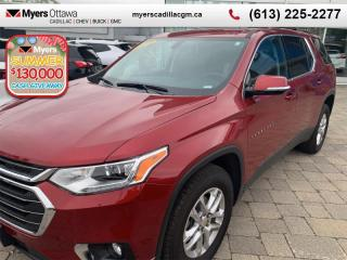 New 2020 Chevrolet Traverse LT Cloth  - Android Auto for sale in Ottawa, ON