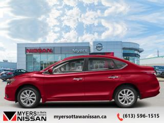 New 2019 Nissan Sentra SV CVT  - Heated Seats - $134 B/W for sale in Ottawa, ON