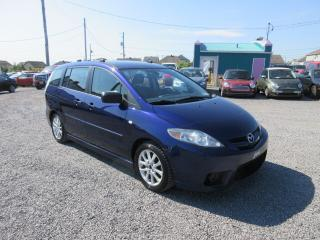 Used 2007 Mazda MAZDA5 2007 Mazda Mazda5 - 4dr Wgn Auto GS for sale in Beauport, QC