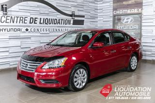 Used 2013 Nissan Sentra S for sale in Laval, QC
