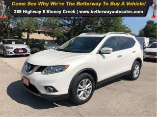 Used 2014 Nissan Rogue SV, AWD, PANOROOF, HEATEDSEATS for sale in Stoney Creek, ON