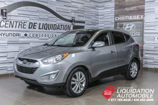 Used 2013 Hyundai Tucson Limited+AWD+CUIR+TOIT for sale in Laval, QC
