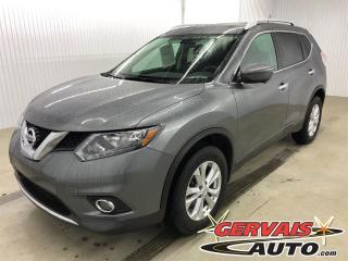 Used 2016 Nissan Rogue SV AWD GPS MAGS TOIT PANORAMIQUE CAMÉRA DE RECUL SIÈGES CHAUFFANTS for sale in Trois-Rivières, QC