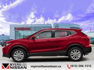 Used 2019 Nissan Qashqai AWD SV CVT  - Sunroof - $191 B/W for sale in Ottawa, ON