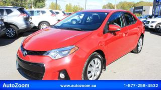 Used 2016 Toyota Corolla S **WOW** FINANCEMENT FACILE !! for sale in Laval, QC