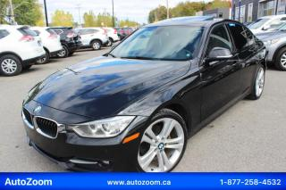 Used 2015 BMW 3 Series 328d xDrive **AWD** FINANCEMENT FACILE ! for sale in Laval, QC