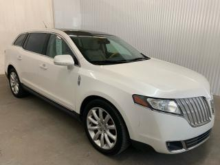 Used 2012 Lincoln MKT AWD Cuir Toit Panoramique MAGS for sale in Trois-Rivières, QC