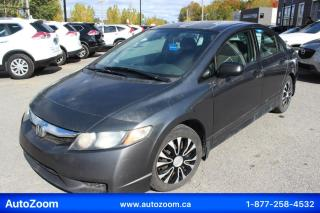 Used 2010 Honda Civic 4dr Man DX for sale in Laval, QC