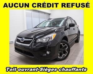 Used 2015 Subaru XV Crosstrek SPORT PACK AWD SIÈGES CHAUFF TOIT OUVRANT *BAS KM* for sale in St-Jérôme, QC