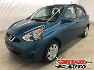 Used 2017 Nissan Micra A/c Bluetooth for sale in Trois-Rivières, QC