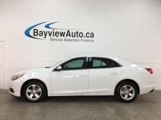 Used 2016 Chevrolet Malibu Limited LT - ONSTAR! MY LINK! A/C! PWR GROUP! for sale in Belleville, ON
