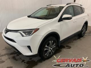 Used 2017 Toyota RAV4 LE Caméra de Recul Bluetooth Sièges chauffants for sale in Trois-Rivières, QC