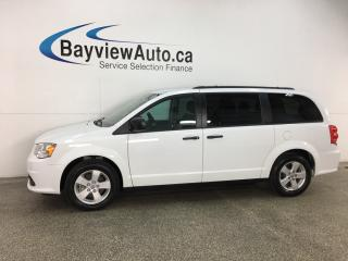 Used 2017 Dodge Grand Caravan CVP/SXT - ONLY 6500KMS! STOW 'N GO! ALLOYS! FULL PWR GROUP! for sale in Belleville, ON