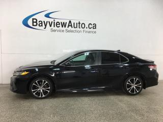 Used 2018 Toyota Camry - 1/2 LTHR! SUNROOF! HTD SEATS! FULL PWR GROUP! + MORE! for sale in Belleville, ON