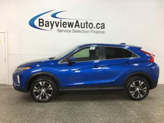 Used 2019 Mitsubishi Eclipse Cross ES - 4WD! HTD SEATS! REVERSE CAM! ALLOYS! for sale in Belleville, ON