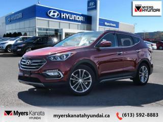 Used 2017 Hyundai Santa Fe Sport Limited  - $159 B/W for sale in Kanata, ON