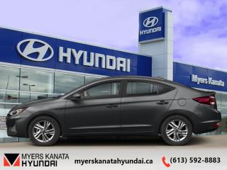 Used 2020 Hyundai Elantra Preferred IVT  - $131 B/W for sale in Kanata, ON