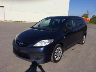 Used 2008 Mazda MAZDA5 Familiale 4 portes, boîte automatique, G for sale in Quebec, QC