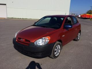 Used 2010 Hyundai Accent Hayon 3 portes, boîte automatique, L for sale in Quebec, QC