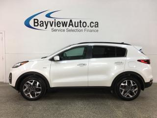 Used 2020 Kia Sportage EX - AWD! PANOROOF! HTD SEATS! ALLOYS! + MORE! 2020'S ARE HERE! for sale in Belleville, ON