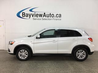 Used 2019 Mitsubishi RVR - AUTO! 4WD! HTD SEATS! ALLOYS! PWR GROUP! for sale in Belleville, ON