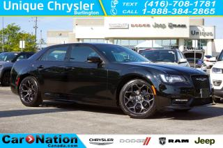 Used 2019 Chrysler 300 S| APPEARANCE PKG| SAFETYTEC| NAV| ALPINE & MORE for sale in Burlington, ON