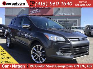 Used 2015 Ford Escape SE | 1.6L | BACK UP CAM | HEATED SEATS | PWR SEAT for sale in Georgetown, ON