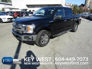 Used 2018 Ford F-150 XLT 4X4 Crew Cab 145wb XTR Payload Pkg Cam Sync for sale in New Westminster, BC