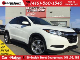 Used 2017 Honda HR-V LX | RARE 6 SPEED | BACK UP CAM | 1.8L | LOW KM | for sale in Georgetown, ON