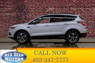 Used 2017 Ford Escape AWD SE Leather Roof Nav for sale in Red Deer, AB