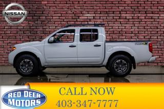 Used 2019 Nissan Frontier 4x4 Crew Cab Pro-4X Leather Roof Nav for sale in Red Deer, AB