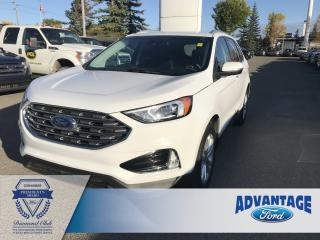 Used 2019 Ford Edge SEL Voice-Activated Navigation - Remote vehicle start for sale in Calgary, AB