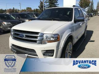 Used 2017 Ford Expedition Platinum Remote Start - Navigation for sale in Calgary, AB