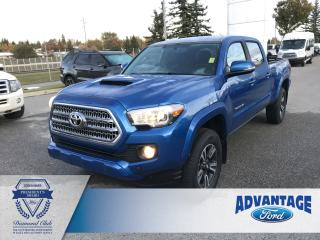 Used 2016 Toyota Tacoma SR5 One Owner - Clean Carfax for sale in Calgary, AB